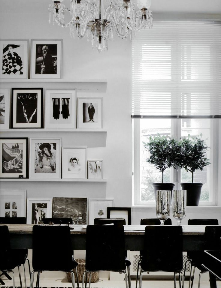 Strange 17 Best Images About Black White Office On Pinterest Home Largest Home Design Picture Inspirations Pitcheantrous