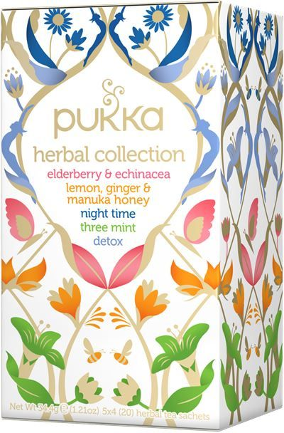 Herbal Collection  | Pukka Herbs