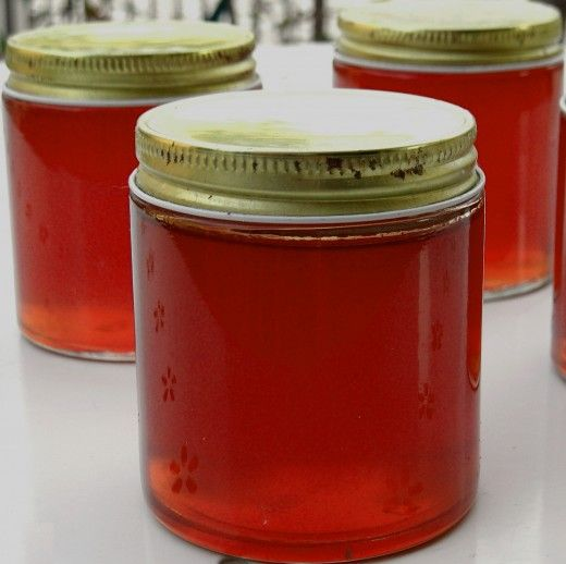 Quince Jelly is a classic recipe made from fresh quince fruit