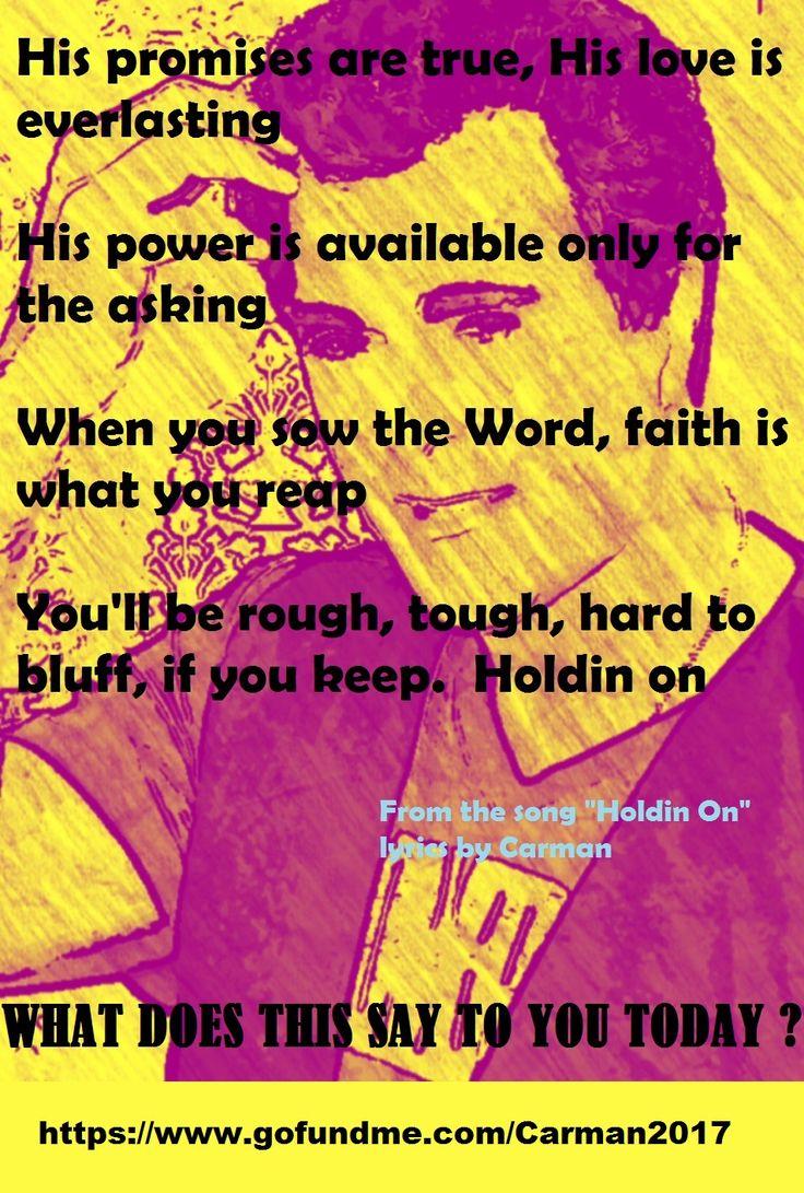 10 best carman cd images on pinterest lyric quotes music quotes lyric quotes song quotes music quotes stopboris Image collections