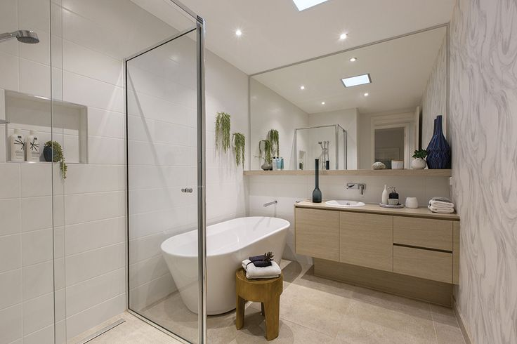 Bathroom in the Vermont with a Cottesloe World of Style.