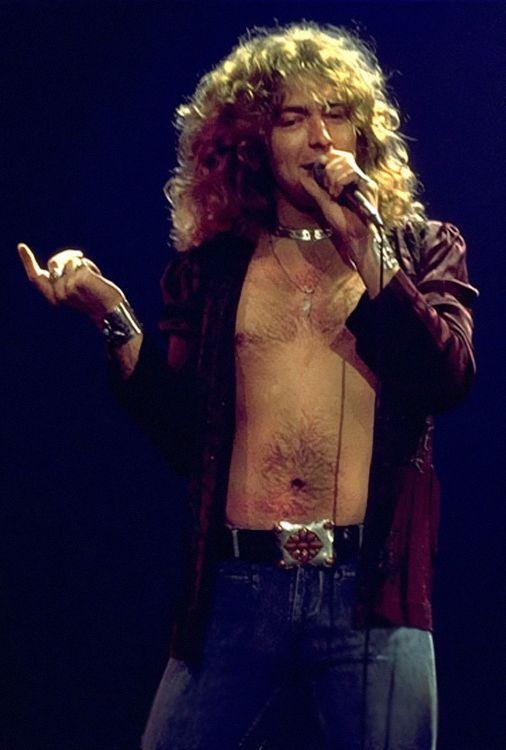 "hot-in-the-shade: ""Robert Plant (May 25, 1977) """
