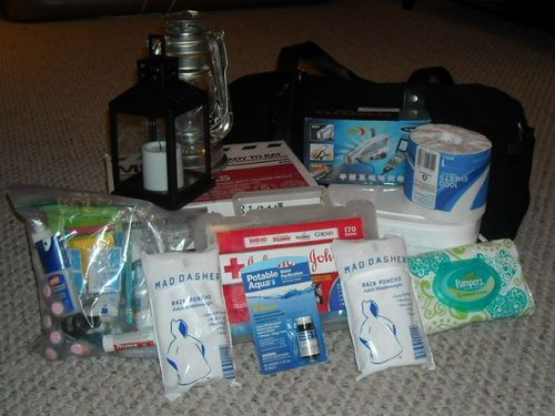 20 Emergency Preparedness Items You Might Not Think Of (And the resources to purchase them frugally): good list