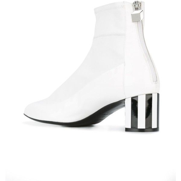 1000  ideas about White Ankle Boots on Pinterest | White boots ...