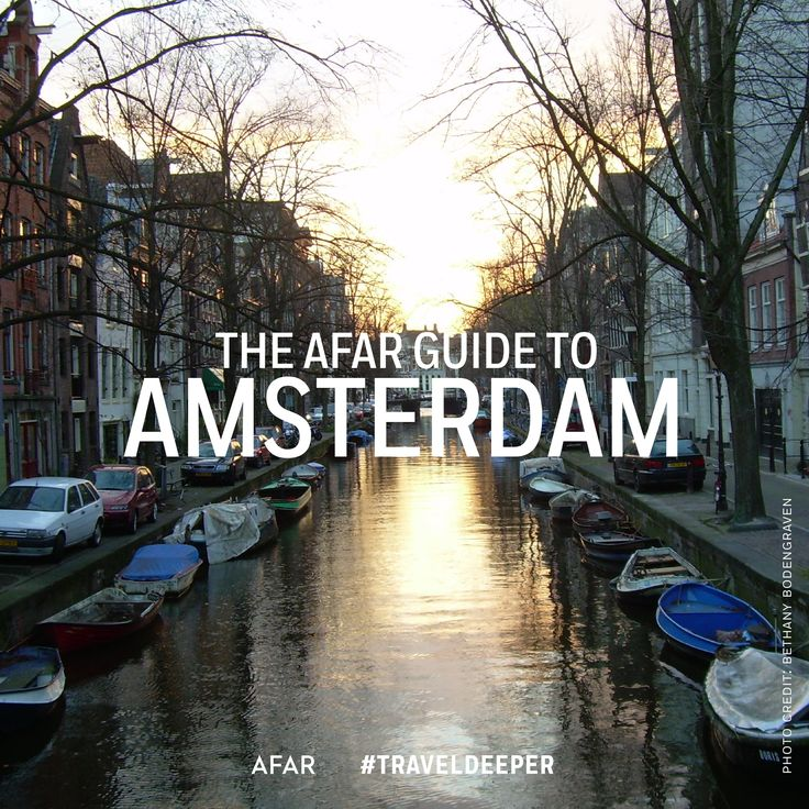 With its Golden Age canals, 17th-century mansions, world-class museums, and well-established counterculture, Amsterdam is a European capital with an edge.
