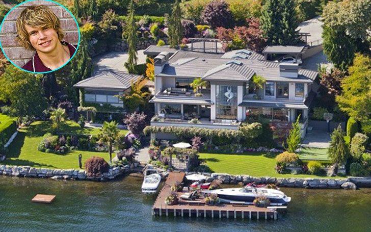 Pin By Sheraz Dogar On Rory John Gates Bill Gates S House Celebrity Houses Expensive Houses