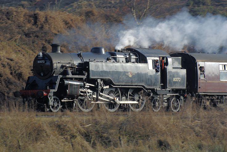 British Steam...2-6-4