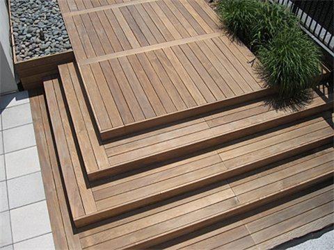 craftsman patio deck design - Google Search