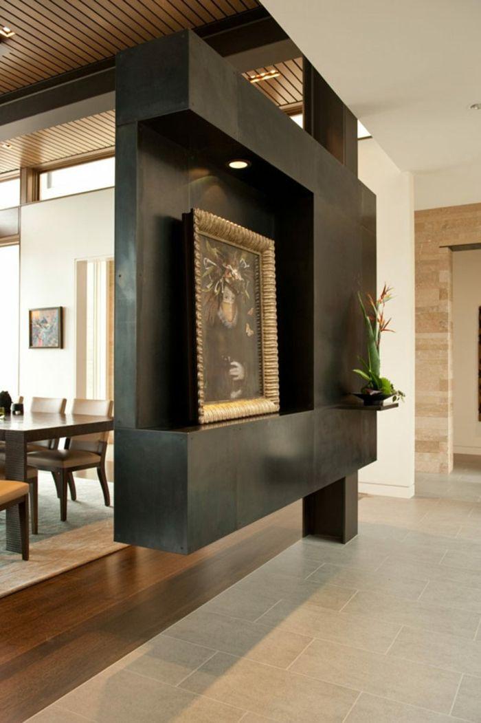 Les 47 meilleures images propos de h screens sur pinterest bars sushi - Idee separation chambre salon ...