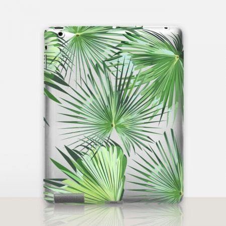 Palm Leaves Transparent iPad Case http://shopcatchingrainbows.com/shop-2/ipad-cases/palm-leaves-transparent-ipad-case-2/#x