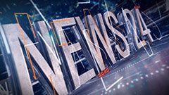 AE模板E3D模板三维电视新闻包装模板广播设计HUD科技宣传片新闻