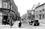 Photo of Gold Street 1922, Kettering