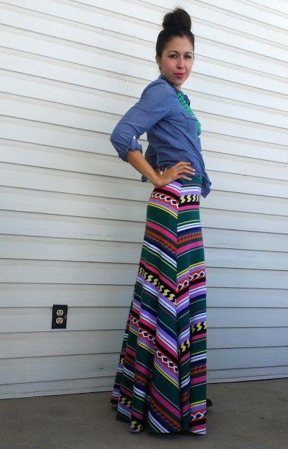 LulaRoe maxi skirt. | wear | Pinterest | Shops Denim ...