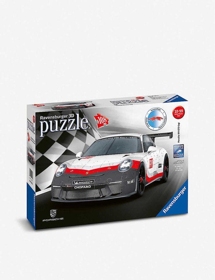 Puzzles Porsche Gt3 Cup Three Dimensional Puzzle 108 Pieces Sponsored Affiliate Cup Puzzles Porsche Porsche Gt3 Toys For Girls Porsche