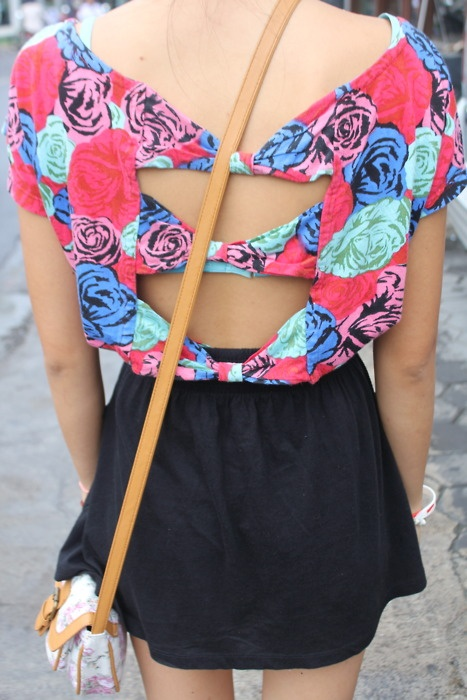 Dreams Closets 3, Fashion, Floral Prints, Summer Style, Clothing, Style Mep, Super Cute, Wear, Cut Outs