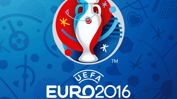 """This handout picture obtained from the UEFA website shows the Euro 2016 finals logo unveiled on June 26, 2013 in Paris. The Euro 2016 event will feature 24 countries for the first time, up from 16 in 2012, and France becomes the first country to stage the European Championship three times.     AFP PHOTO / UEFA  -RESTRICTED TO EDITORIAL USE - MANDATORY CREDIT """"AFP PHOTO / UEFA"""" NO MARKETING - NO ADVERTISING CAMPAIGNS - DISTRIBUTED AS A SERVICE TO CLIENTS - NO SALES-"""