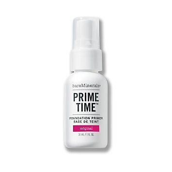 Prime Time Foundation Primer from bareMinerals! i love that it makes a smooth canvas and helps your skin!