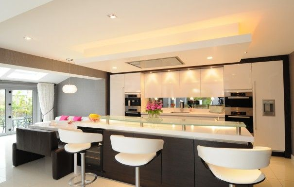 Siematic S2 Luxury Kitchen