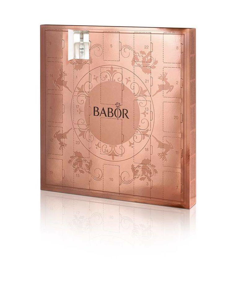 Calendario de Adviento 2013 de BABOR