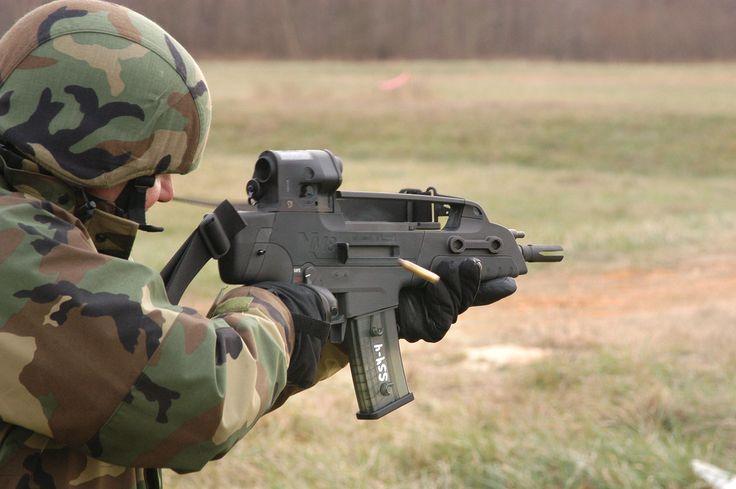 XM8Compact - XM8 rifle - Wikipedia, the free encyclopedia