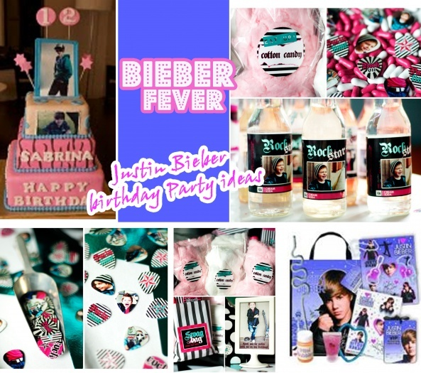 Got the Bieber Fever?  Check out our Justin Bieber party supplies at http://www.birthdayinabox.com/party-themes/all-parties/justin-bieber-party.html