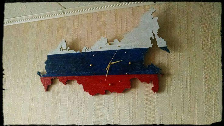 "Часы ""Россия"""