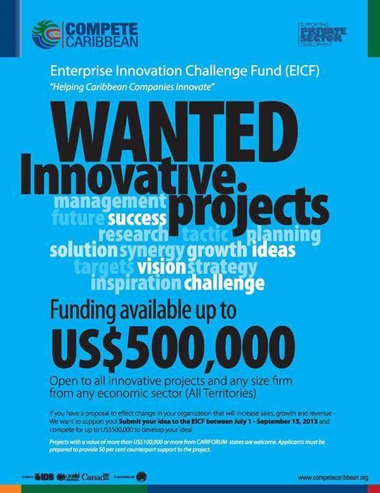 Enterprise Innovation Challenge Fund
