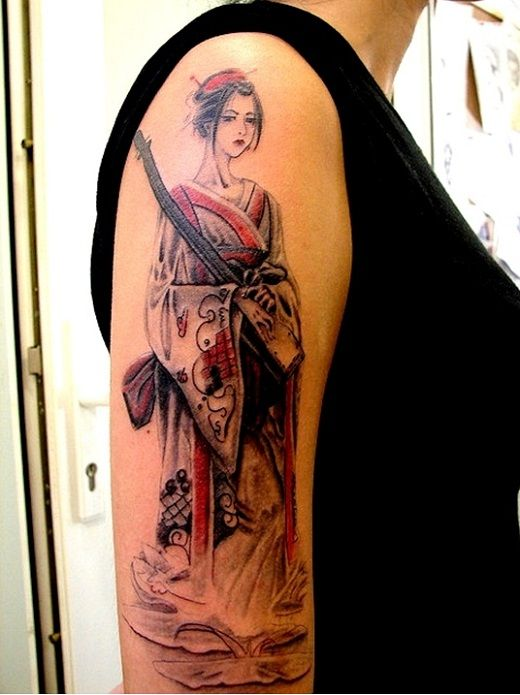 17 best images about japanese geisha tattoo ideas on pinterest japanese geisha tattoo search. Black Bedroom Furniture Sets. Home Design Ideas