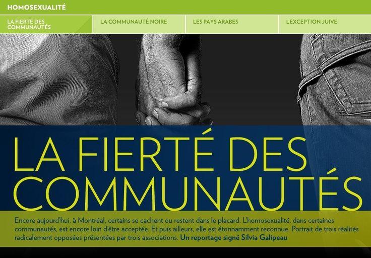La fierté des communautés - LaPresse+