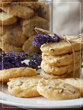 Kouzlo mého domova: Levandulové sušenky