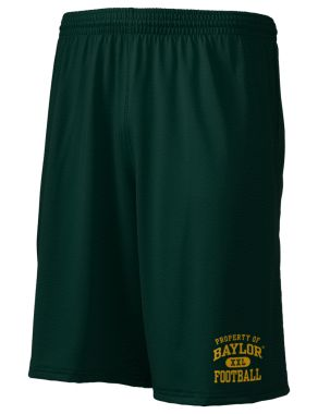 "#Baylor Football Holloway Men's Performance Shorts, 9"" Inseam: Baylor Football, Baylor Apparel, Football Holloway, Holloway Men S"