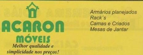 Eu recomendo Acaron Móveis- Jardim Guanabara, #Goiânia, #Goiás, #Brasil