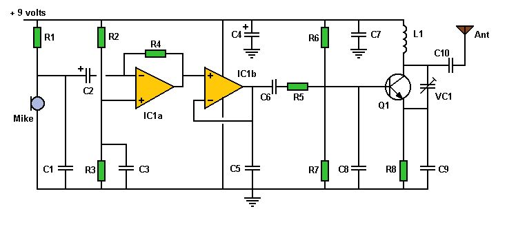 844 best free electronics circuits images on pinterest