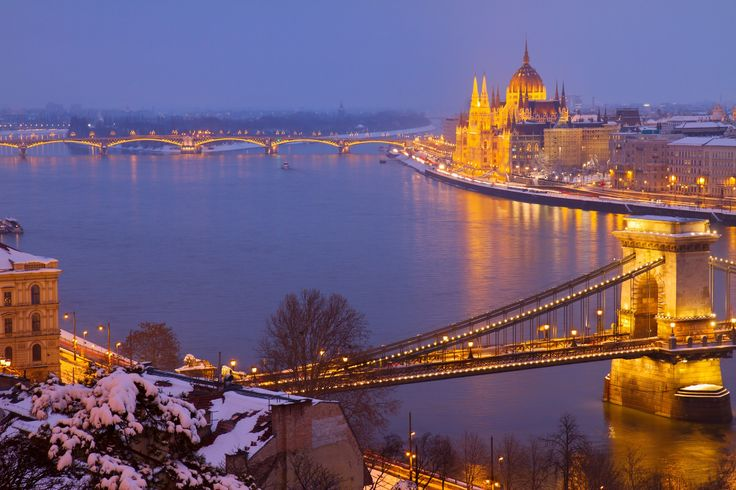 Beautiful #Budapest in winter.  http://www.stay.com/budapest/guides/