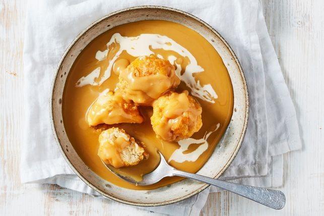 Condensed Milk Dumplings Recipe Condensed Milk Recipes Condensed Milk Recipes Easy Desserts