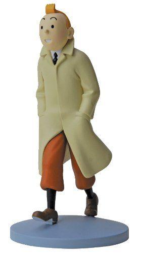 Moulinsart Tintin 12cm PVC Figurine: Tintin  See more at http://www.squidoo.com/tintin-herge#module167033201
