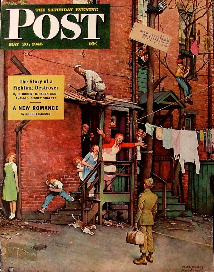 99 best Norman Rockwell images on Pinterest