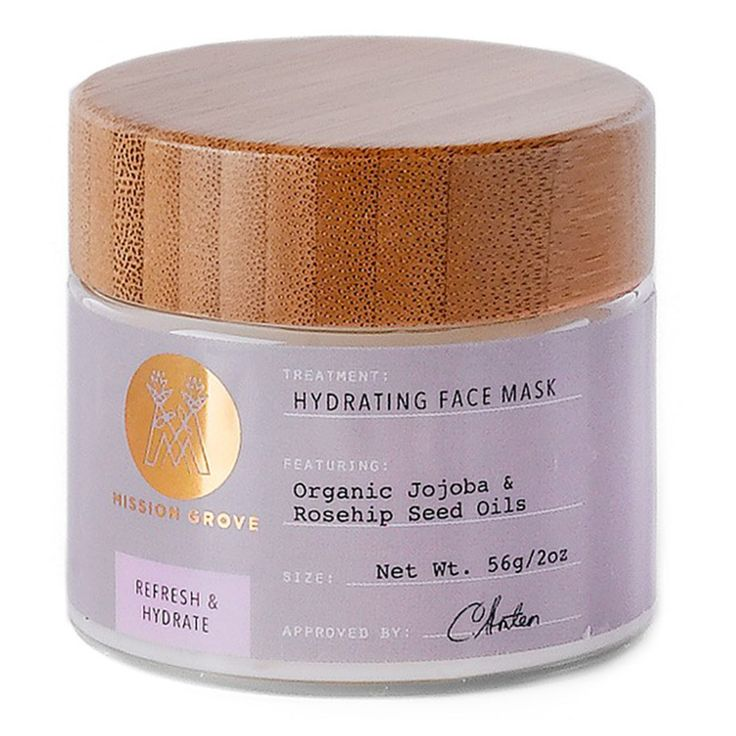 Hydrating Face Mask by SOAP + PAPER FACTORY - Hydrating Face Mask is specifically formulated to penetrate the epidermis and deliver moisture repair ingredients directly into the heart of your skin cells. Wash away fatigued, depleted skin and enjoy this 'facial tsunami.' Seriously, this mask is wonderful if kept in the fridge for its cooling effect (great for summer) and anti-inflammatory purposes.