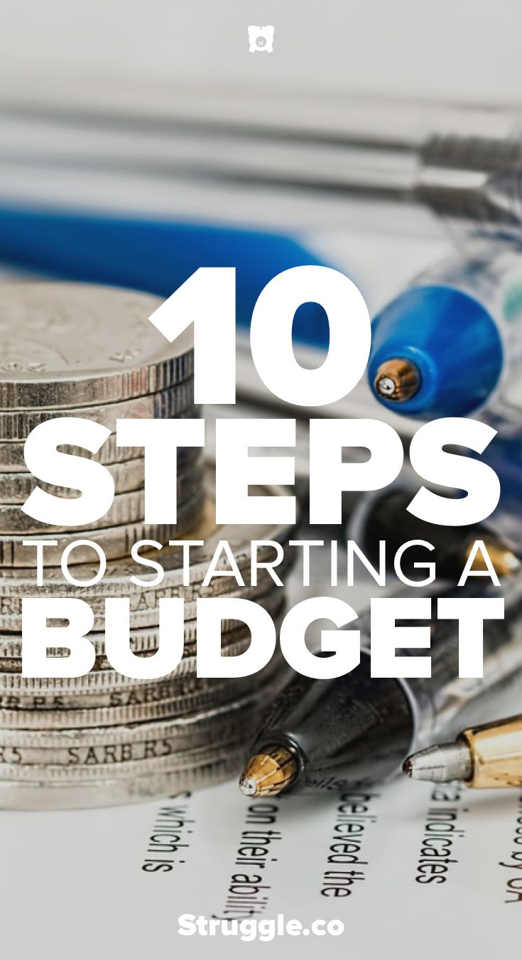Looking for budget tips? Here are 10 steps to take when trying to get your finances in order with a budget and budgeting for meals and food.