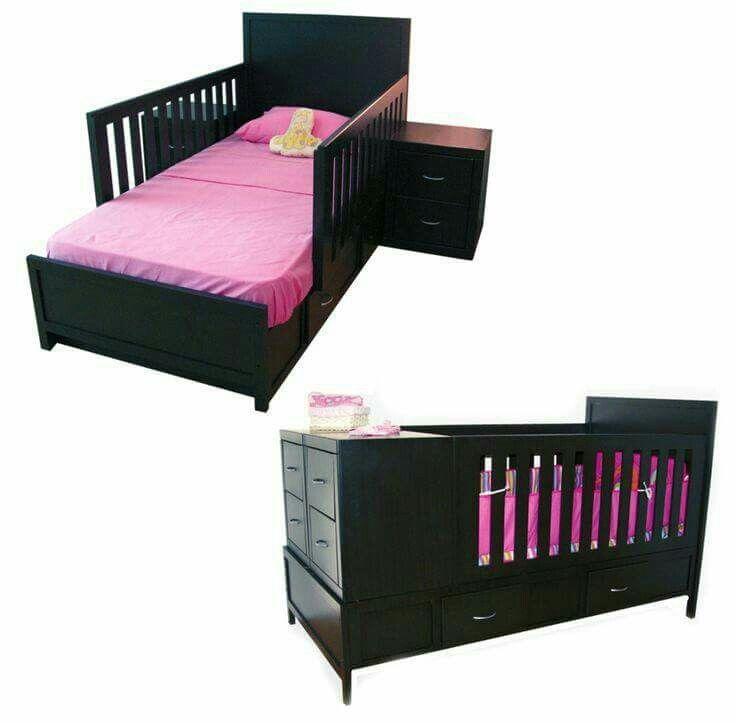 Las 25 mejores ideas sobre cama cunas para bebes en - Cuna cama para nina ...