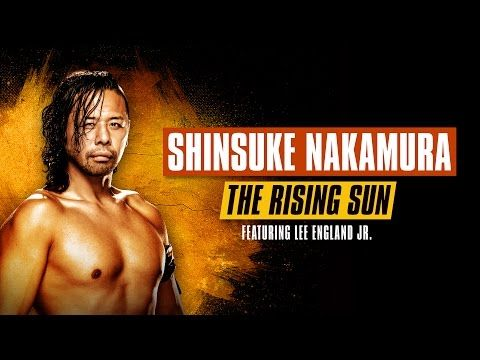 Shinsuke Nakamura's 'Rising Sun' tops WWE's list of best new entrance themes for 2016 - Cageside Seats
