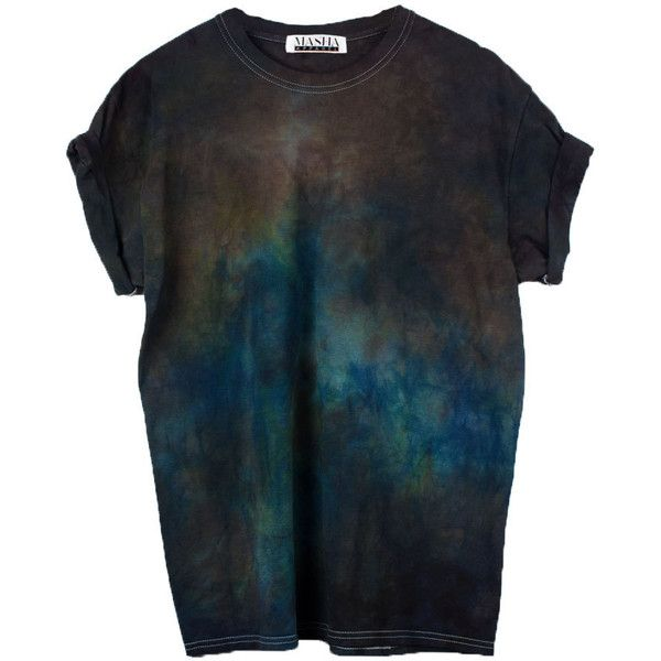 Blue Quartz Inspired Tie Dye T-Shirt, Gift for Amateur geologist, Plus... (£20) ❤ liked on Polyvore featuring men's fashion, men's clothing, men's shirts, men's t-shirts, mens t shirts, mens print shirts, bright colored mens dress shirts, mens party shirts and men's going out shirts