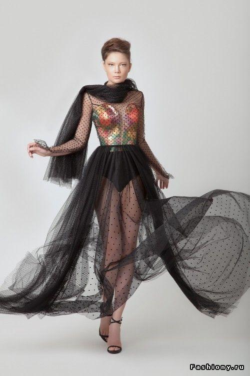 Jean Louis Sabaji Haute Couture Весна-Лето 2015