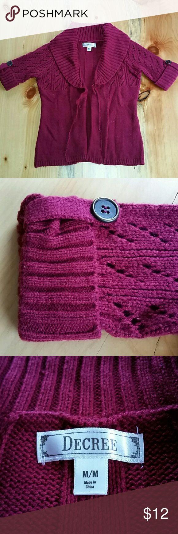 Women's Decree Sweater Beautiful sweater, Clothes design