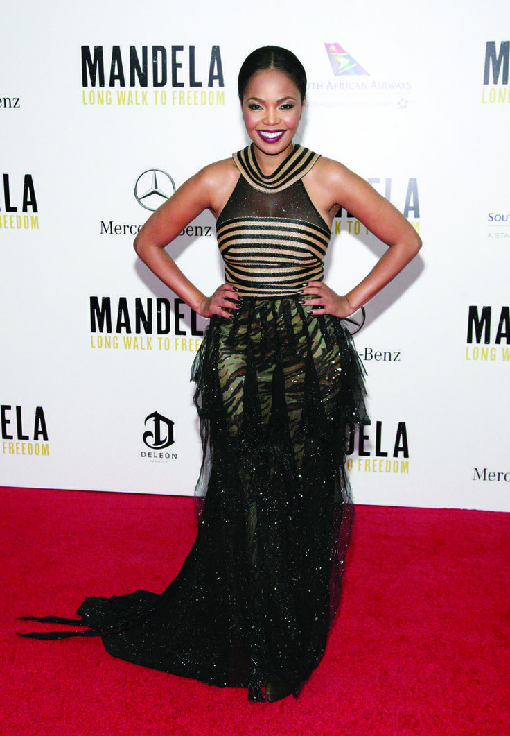 Mandela: A Long Walk to Freedom | Droomrol vir Terry Pheto in epiese Madiba-fliek