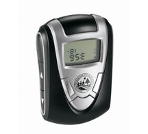 StayFit ProStep Multi-Function Pulse Pedometer Calculates estimated steps taken (up to 99,999), distance in miles, calories burned, and pulse rate. Displays time (12/24 hour mode). Stopwatch function. Includes 2 button cell batteries.