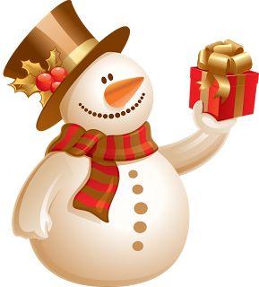 Imagens PNG - Bonecos de neve de natal   Central Photoshop