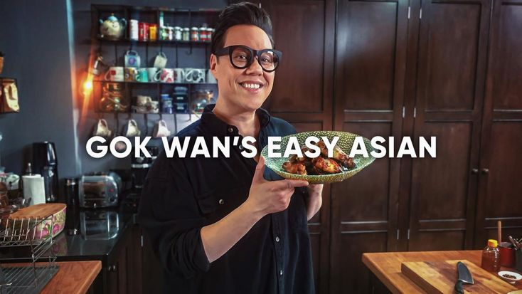 Gok Wan's Easy Asian in 2020 | Gok wan, Easy asian, Gok ...