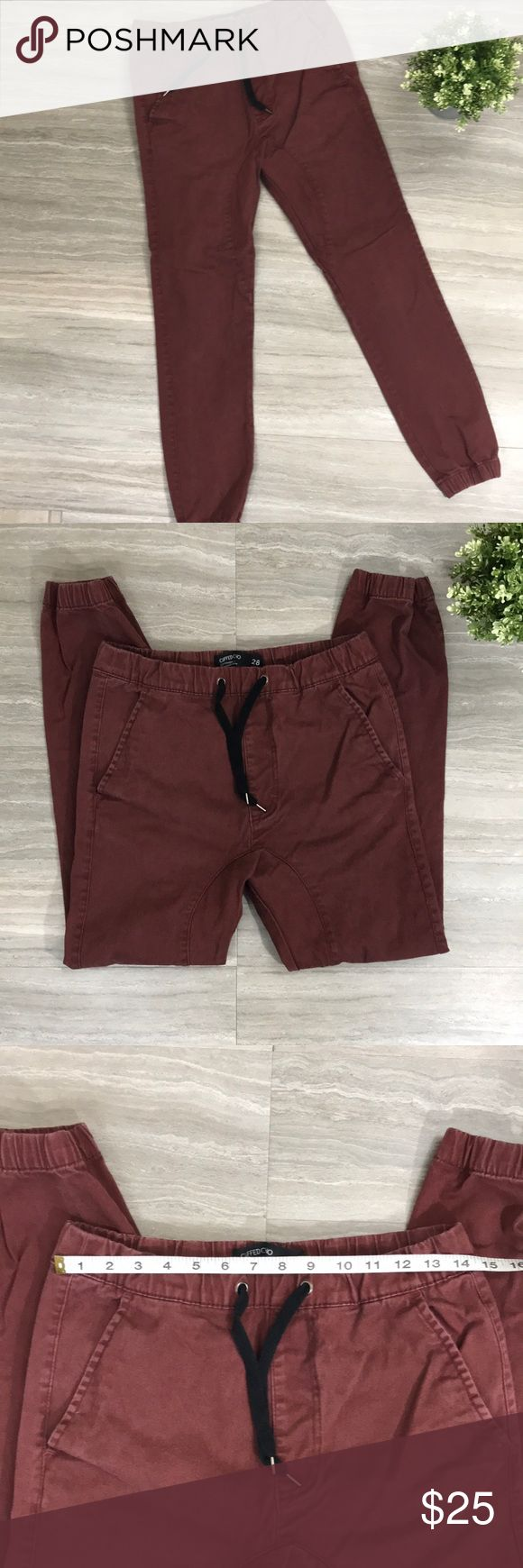 Cotton On cuffed chino. Slim fit. Cotton On Brand. Cuffed chino. Slim fit.  Size 28  See photos for measurements. Cotton On Pants Chinos & Khakis