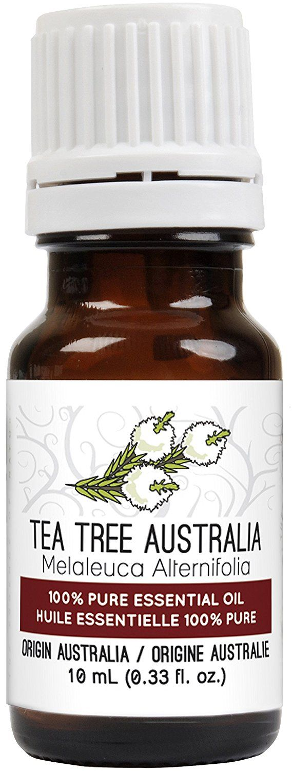 Tea Tree Essential Oil (Australian) 10 ml (0.33 fl. Oz.) - GCMS Tested, 100% Pure, Undiluted and Therapeutic Grade => If you love this, read review now : thyme essential oil
